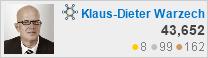profile for Klaus Warzecha at Chemistry